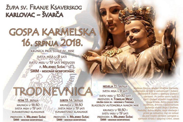 GospaKarmelska2018